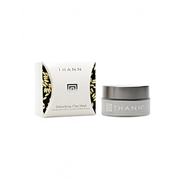 Rice Detoxifying Clay Mask 100g - THANN