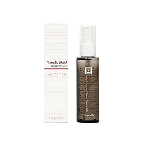 Aromatic Wood Fragrance Mist 60ml - Thann