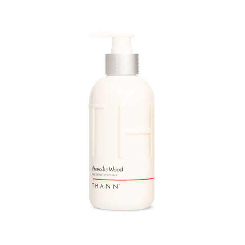 Aromatic Wood Body Milk 320ml - THANN