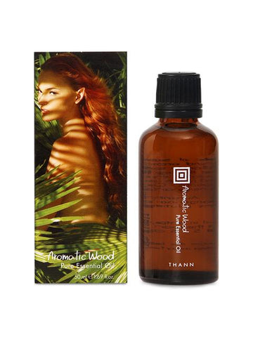Aromatic Wood Essential Oil 50ml - THANN