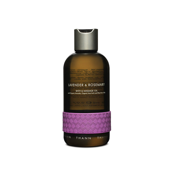 Lavender & Rosemary Massage Oil - THANN
