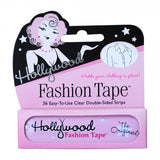 Fashion Tape with Tin - Hollywood Fashion Secrets
