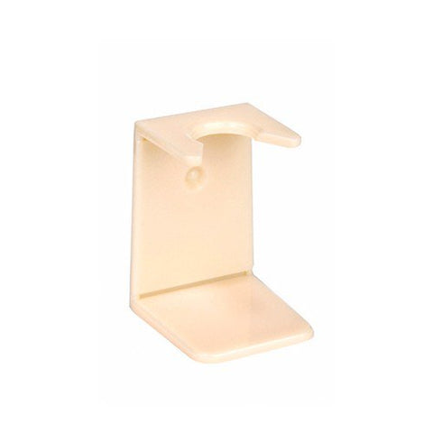 Imitation ivory drip stand, 21mm small neck - Edwin Jagger