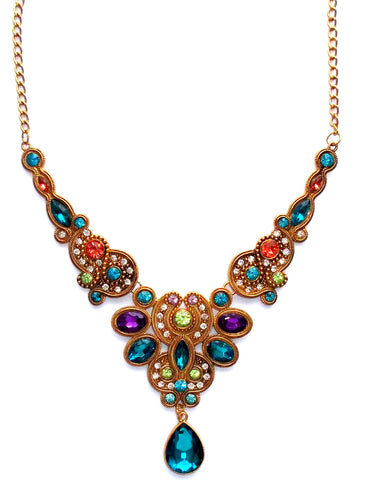 MARIA Ornate Necklace
