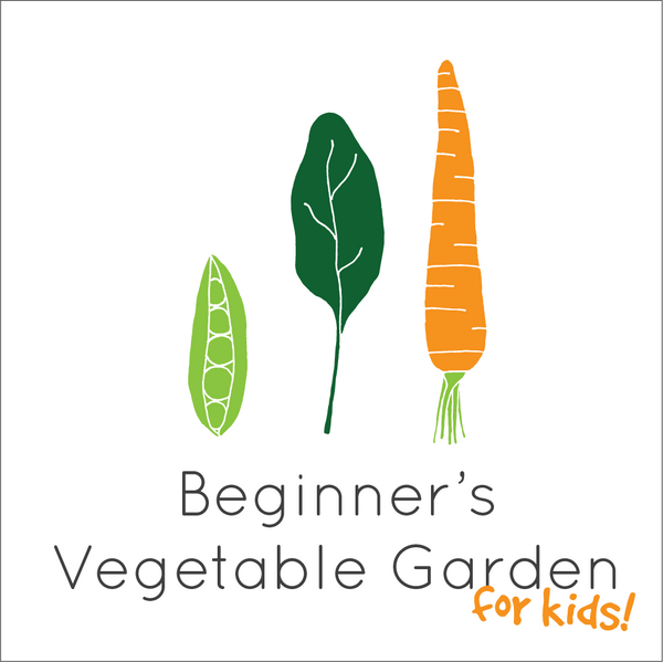 Beginner's Garden for Kids Seed Bundle - Large