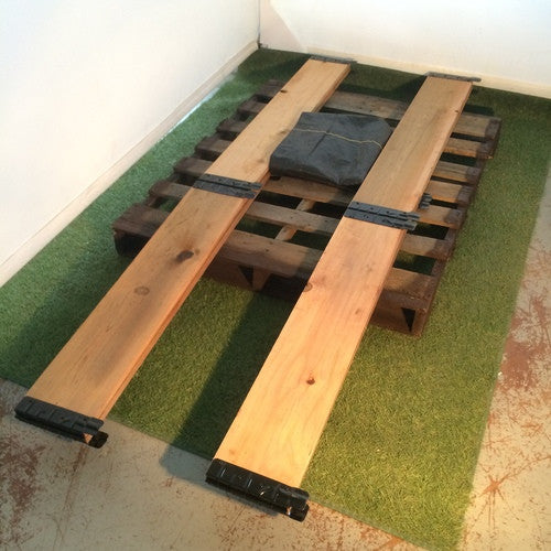 4x4ft Raised Planter Box Kit Shifting Growth My Green Space