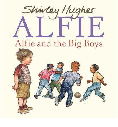 Red Fox Alfie Collection - Alfie and the Big Boys
