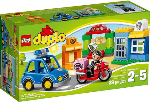 LEGO 10532 DUPLO My First Police Set