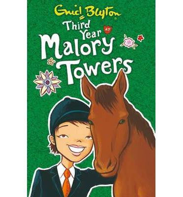 Egmont Malory Towers Collection - Third Year
