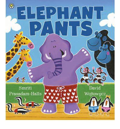 Orchard Mad About Animals! Collection - Elephants Pants