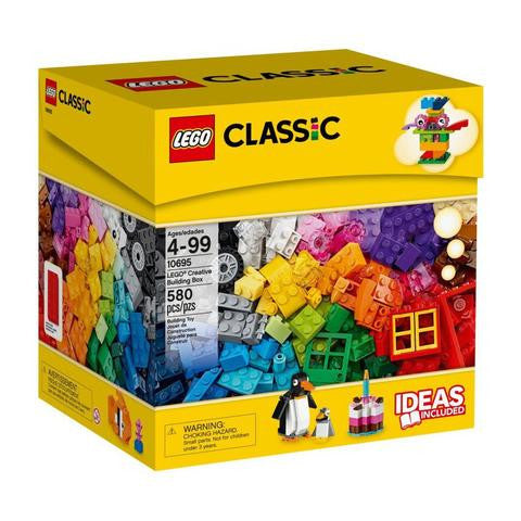 LEGO 10695 Creative Building Box