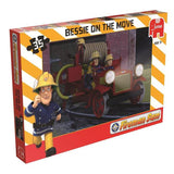 Jumbo Fireman Sam Puzzle Assortment 35 pcs Type A/B/C/D