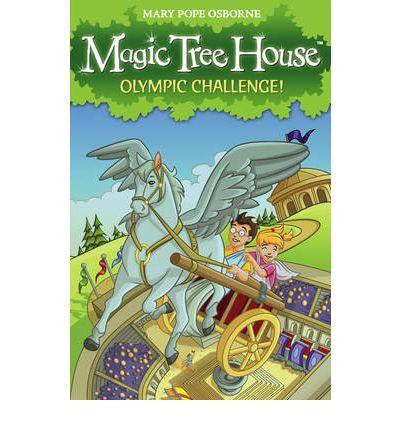 Red Fox Magic Tree House Collection - Olympic Challenge!