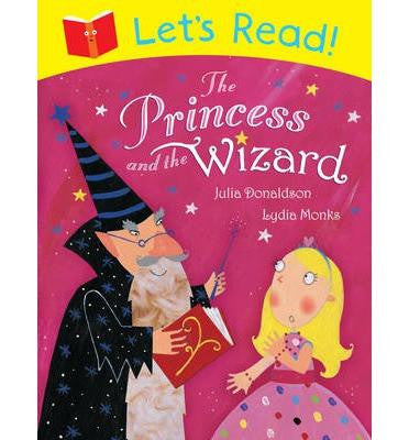 Macmillan Let's Read! Collection - The Princess and the Wizard