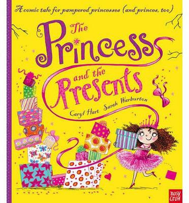 Nosy Crow The Princess and the Peas Collection - The Princess and the Presents