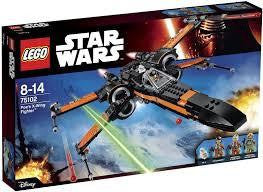 Lego 75102 Poe's X-Wing Fighter™