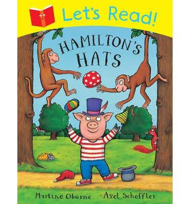 Macmillan Let's Read! Collection - Hamilton's Hat