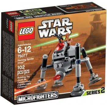 LEGO Star Wars™ 75077 Homing Spider Droid