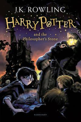Bloomsbury The Complete Harry Potter Collection - Harry Potter and the Philosopher's Stone
