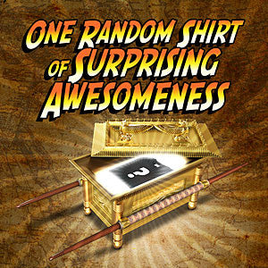 One Random Shirt of Surprising Awesomeness