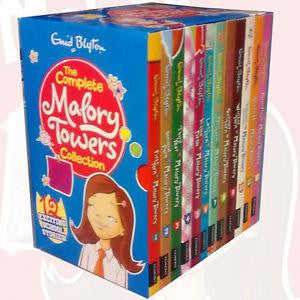 Egmont Malory Towers Collection - 12 Books