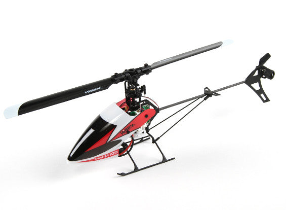 HiSky HFP100 V1 Mini Fixed Pitch RC Helicopter