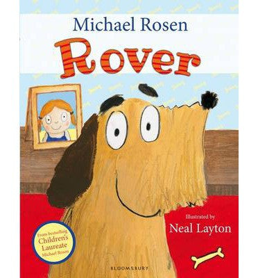 Bloomsbury Animal Fun Picture Book Collection - Rover