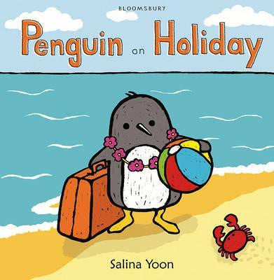 Bloomsbury Animal Fun Picture Book Collection - Penguin on Holiday