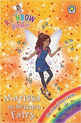 Orchard Rainbow Magic Series 21-23 Collection - Marissa the Science Fairy