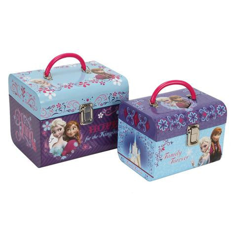 Disney Disney Frozen Set of 2 Train Cases
