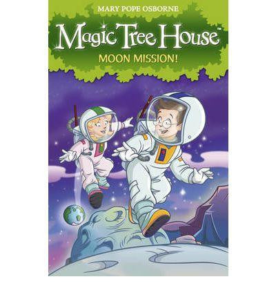 Red Fox Magic Tree House Collection - Moon Mission!