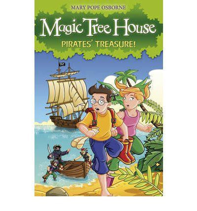 Red Fox Magic Tree House Collection - Pirates' Treasure!