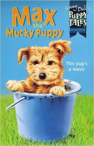 Macmillan Puppy Tales Collection - Max the Mucky Puppy