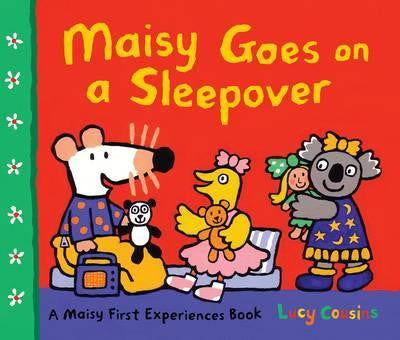 Walker Books Maisy Mouse Loves Collection: Maisy Goes on a Sleepover