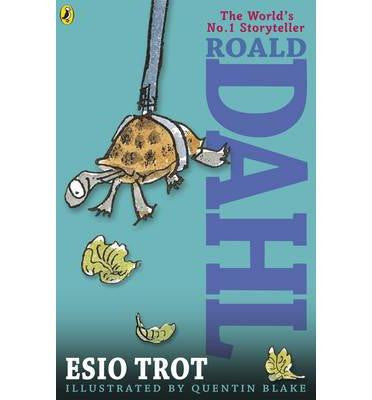 Penguin Books Roald Dahl Collection - Esio Trot