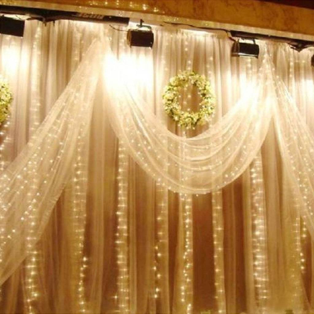 300/600/900/2400 LED Fairy String Curtain Light