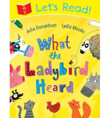 Macmillan Let's Read! Collection - What the Ladybird Heard