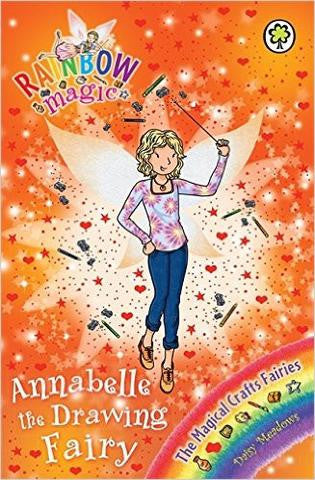 Orchard Rainbow Magic Series 21-23 Collection - Annabelle the Drawing Fairy