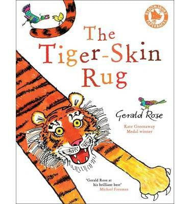 Bloomsbury Animal Fun Picture Book Collection - The Tiger-Skin Rug