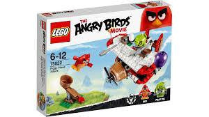 LEGO The Angry Birds Movie 75822 Piggy Plane Attack
