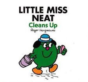 Egmont Mr. Men & Little Miss Story Collection: Litttle Miss Neat Cleans Up