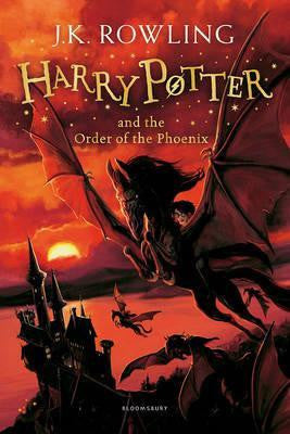 Bloomsbury The Complete Harry Potter Collection - Harry Potter and the Order of the Phoenix