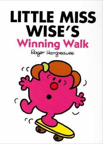 Egmont Mr. Men & Little Miss Story Collection: Little Miss Wise's Winning Walk