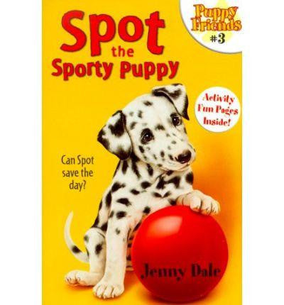 Macmillan Puppy Tales Collection - Spot the Sporty Puppy