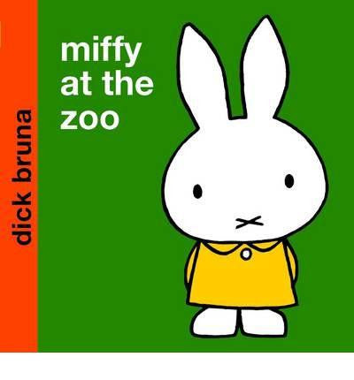 Simon & Schuster Miffy Bag Collection - Miffy at the Zoo