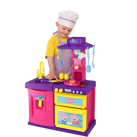 Peppa Pig Peppa Pig Cook and Play Kitchen