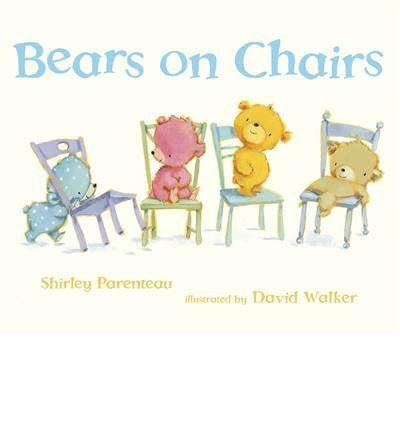 Walker Books Walker Picture Book Collection - Bears on Chairs