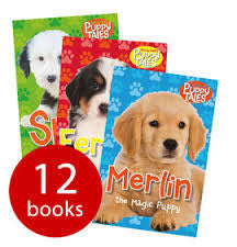 Macmillan Puppy Tales Collection - 12 Books