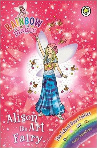 Orchard Rainbow Magic Series 21-23 Collection - Alison the Art Fairy