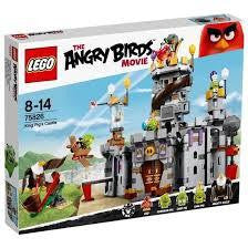 LEGO The Angry Birds Movie 75826 King Pig's Castle